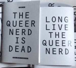 Issue 6 Queer Nerd Visualized