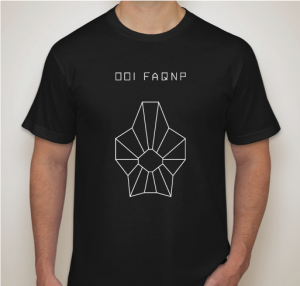 001_faqnp t-shirt